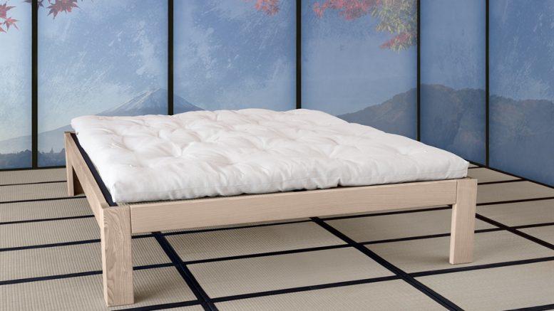 Letti in legno Neri, per un design minimal e ultra moderno